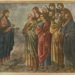 """Where does discipleship lead?"" or ""The disciples became apostles"""