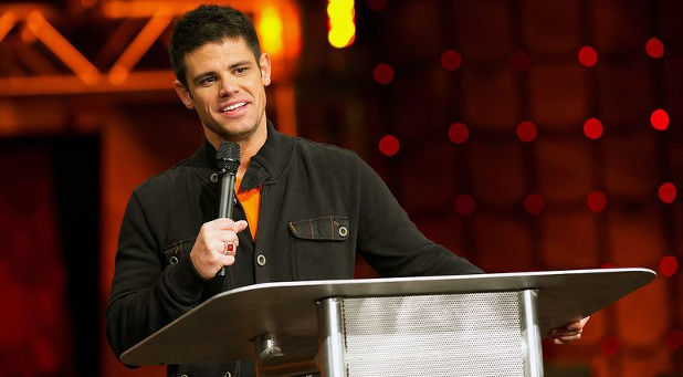 Steven Furtick, pastor of Elevation Church