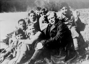 Dietrich Bonhoeffer in 1932